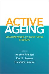 Active ageingVoluntary work by older people in Europe$