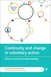 Continuity and Change in Voluntary ActionPatterns, Trends and Understandings