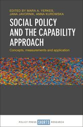 Social Policy and the Capability ApproachConcepts, Measurements and Application