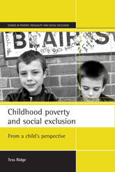 Childhood poverty and social exclusionFrom a child's perspective