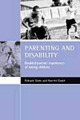 Parenting and disabilityDisabled parents' experiences of raising children