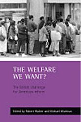 The welfare we want?The British challenge for American reform