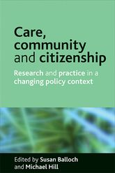 Care, community and citizenship
