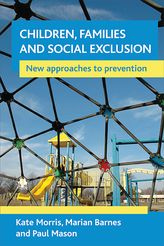 Children, families and social exclusionNew approaches to prevention